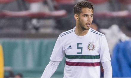 Diego Reyes out: il Messico chiama Gutiérrez