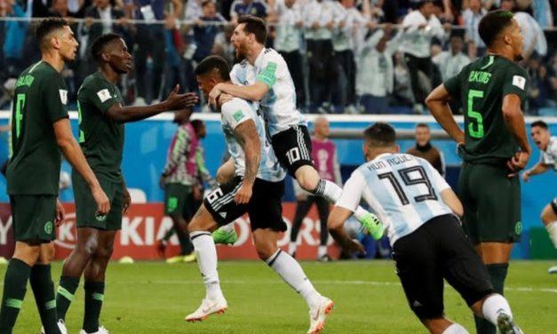 Mondiali 2018, Nigeria-Argentina: Tabellino e Voti