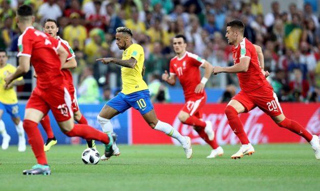 Mondiali 2018, Serbia-Brasile: Tabellino e Voti