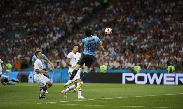 Mondiali 2018, Uruguay-Portogallo: Tabellino e Voti