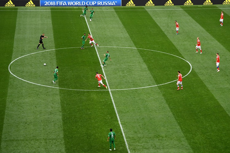 Mondiali Russia 2018: Russia-Arabia Saudita, voti e tabellino