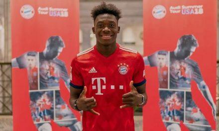 Ufficiale: Alphonso Davies firma col Bayern Monaco