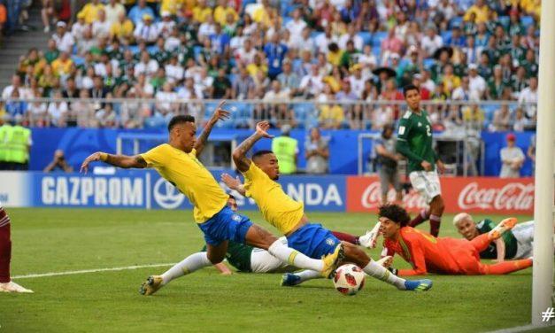Mondiali 2018, Brasile-Messico: Tabellino e Voti