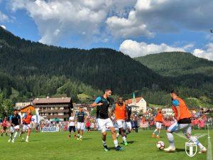Lazio in campo