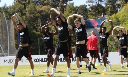 Mensah e Tuanzebe in evidenza con il Man. Utd al Tour 2018