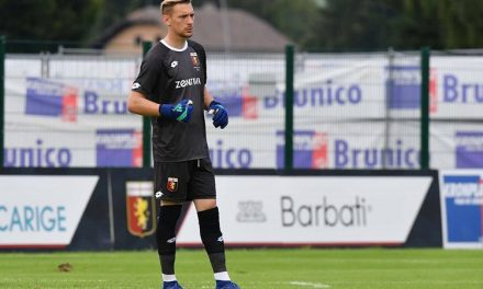 Sarà Radu il portiere titolare del Genoa?