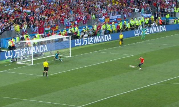 Mondiali 2018, Spagna-Russia: Tabellino e Voti