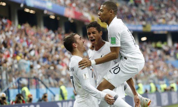 Mondiali 2018, Uruguay-Francia: Tabellino e Voti