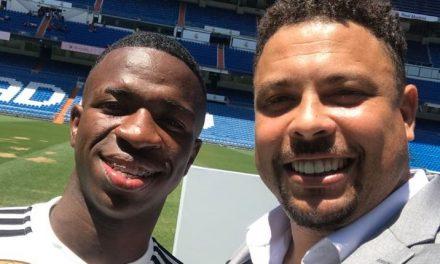 Vinicius Junior, un anno in prestito al Rayo Vallecano?
