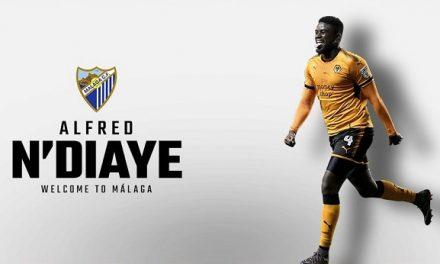 Ufficiale: Alfred N'Diaye è del Malaga