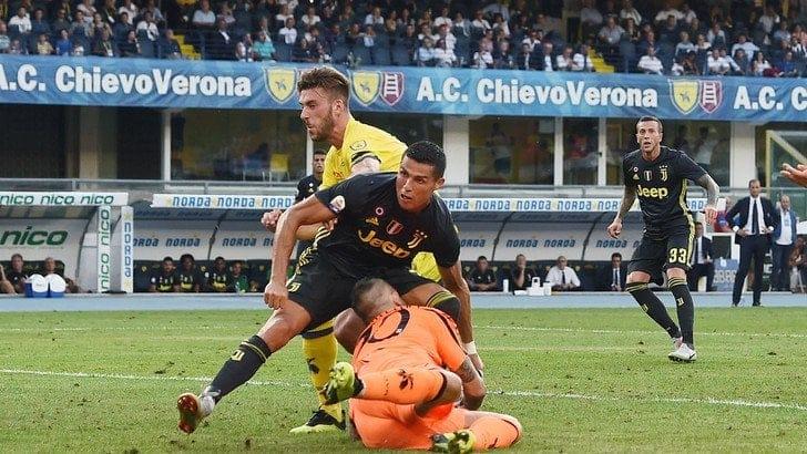 Serie A, le condizioni di Stefano Sorrentino del Chievo