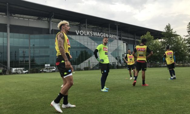 Amichevoli pre-campionato, Wolfsburg-Napoli: le probabili formazioni