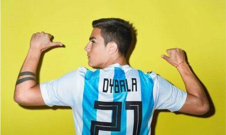 Dybala respinge le polemiche per il tweet del fratello