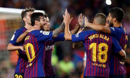 Barcellona, ecco i numeri di maglia definitivi