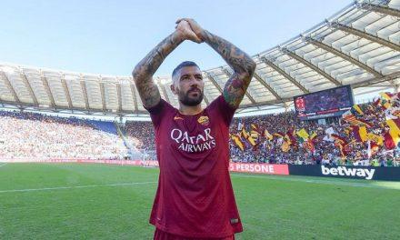 Roma-Lazio 3-1, i gol del match