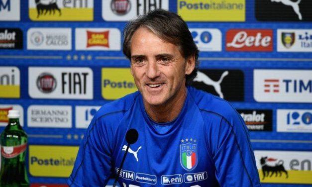 """Mancini tuona:""""Sempre meno italiani sono titolari"""""""