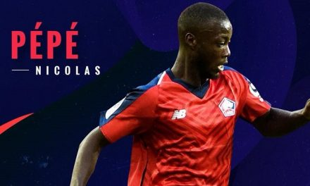 Il Barcellona piomba su Nicolas Pepe