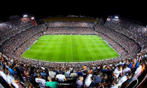 I numeri di Valencia-Juventus