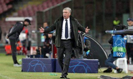 """Ancelotti:""""Napoli è una piazza importante"""""""