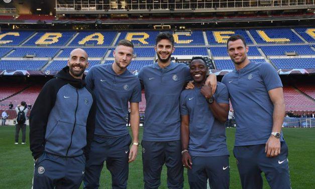 Barcellona-Inter, la formazione ufficiale dei nerazzurri