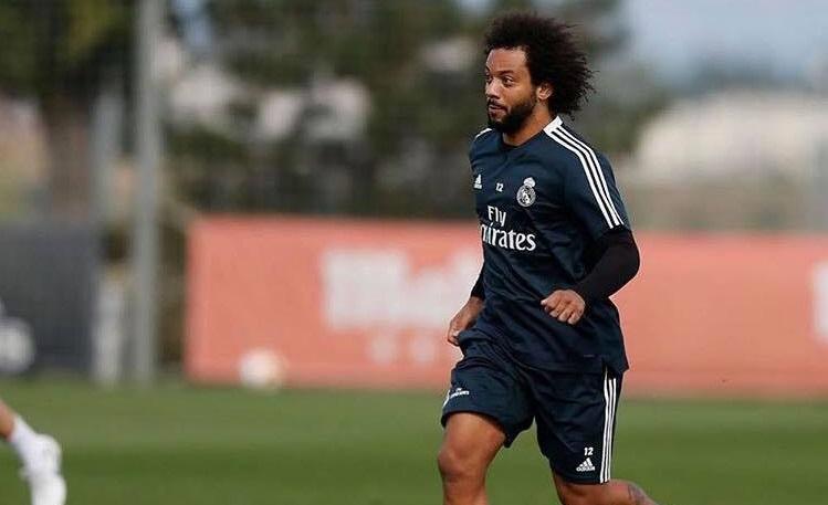 Marcelo sarà a disposizione per il Clasico
