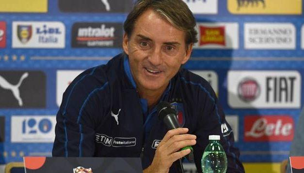 """Mancini:""""Il nostro obiettivo è qualificarci all'Europeo"""""""